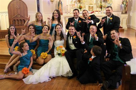 Hooked for Life: A Longhorn Wedding in Aggieland   The Alcalde