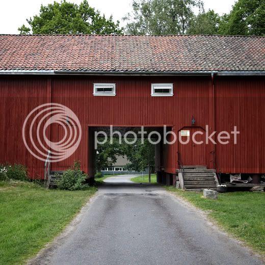 Fra serien Norges låver
