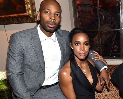 Kelly Rowland Says Her Husband ?Knew by the First Date?