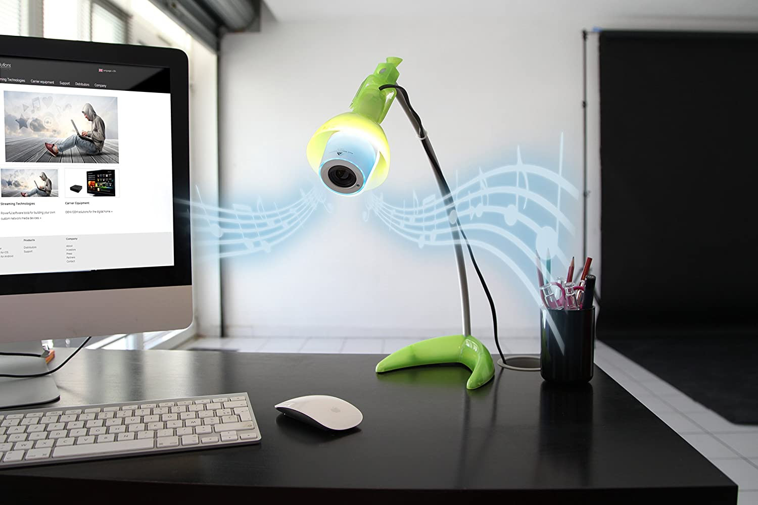 Bring Music & Light Into Your Life with @AwoX