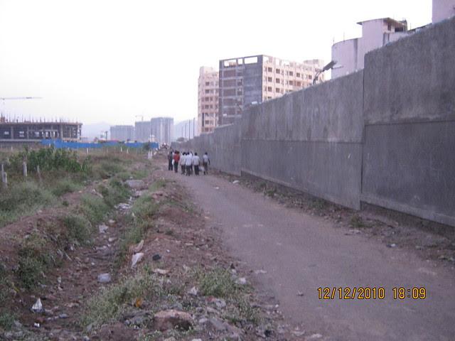 In Back Lane of Rajiv Gandhi Infotech Park Hinjewadi - 1