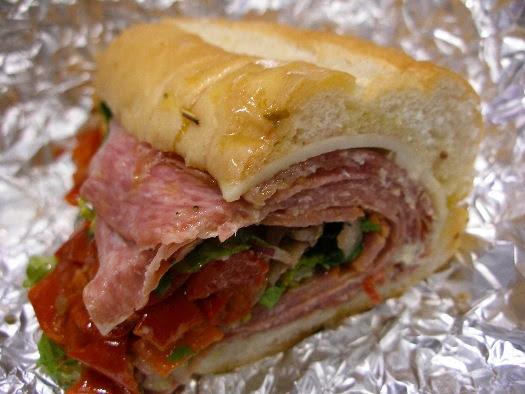 Bunk Sandwiches: Combing Blackboard for Sandwich Glory