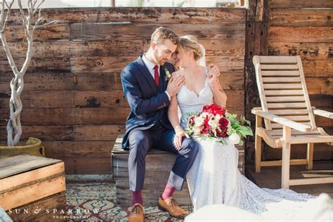 Cory & Chloe // Industrial chic wedding at Smoky Hollow