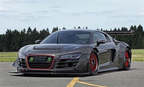 Mental RECON Audi R8 V10 gets RWD conversion & supercharger   PerformanceDrive