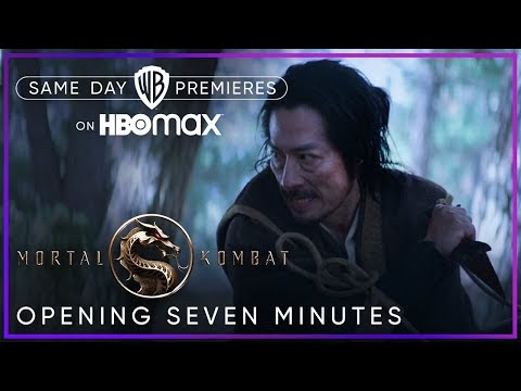 Watch Brutal 7-Minute Opening Scene of HBO Max's 'Mortal Kombat'