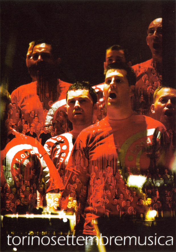 The London Gay Men's Chorus at Settembre Musica, Turin