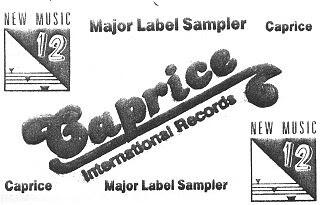Caprice Major Label Sampler