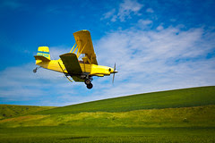 Palouse farming planes