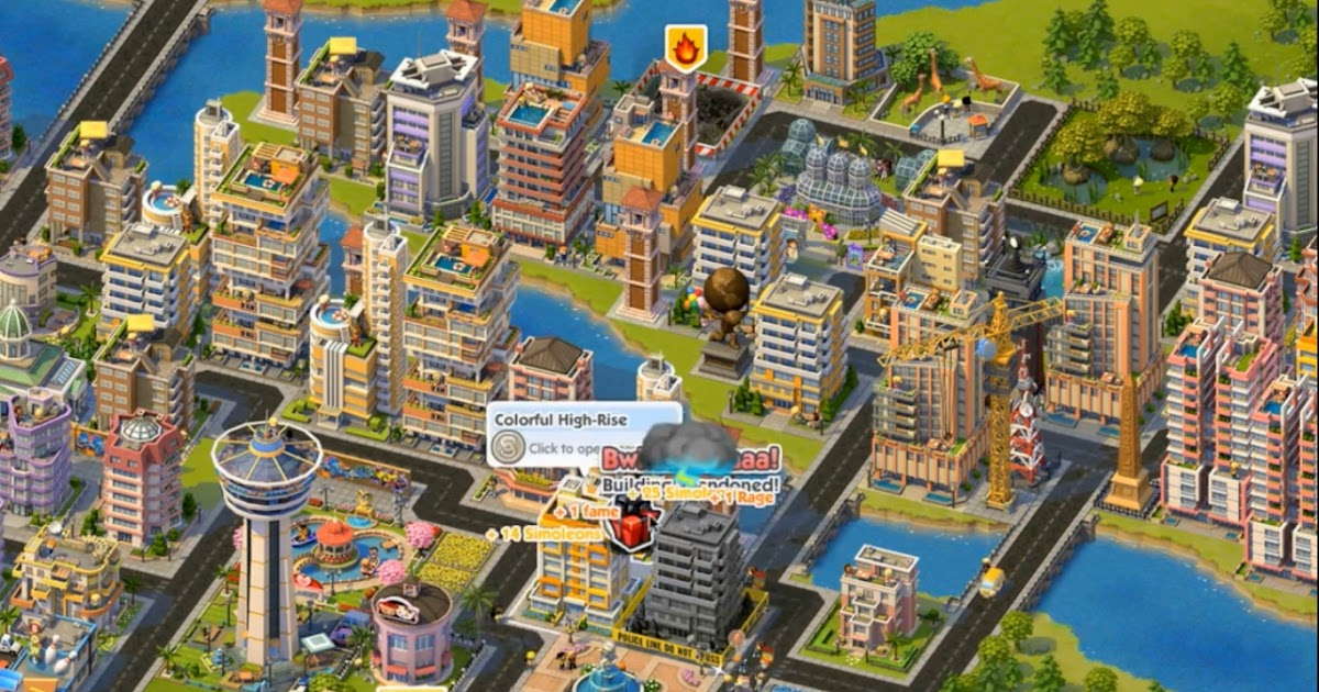 Geografía y economía con simuladores