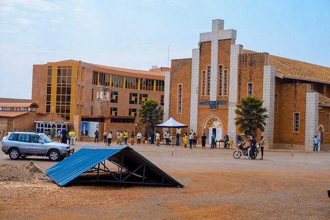 Minisitiri Shyaka yakuyeho urujijo kuri 50% by'abemerewe kujya mu nsengero #Rwanda #RwOT via @kigalitoday #rwanda #RwOT