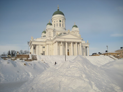 Helsinki-Cathedral-2010 by Anna Amnell