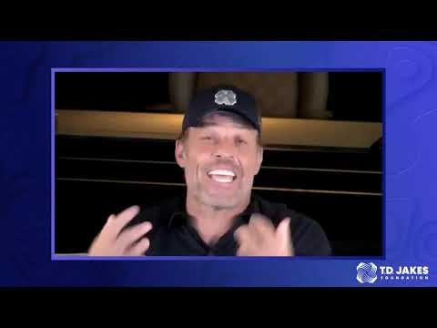 In Spite of the Times | T.D. Jakes Interviews Tony Robbins