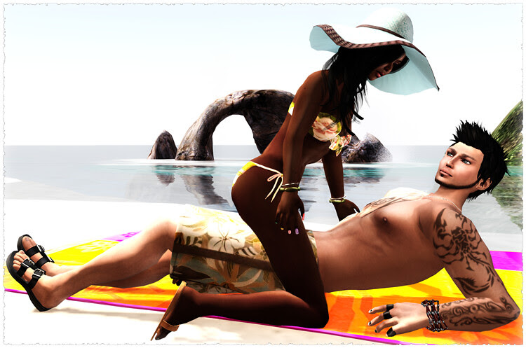 Beach Days 20-1