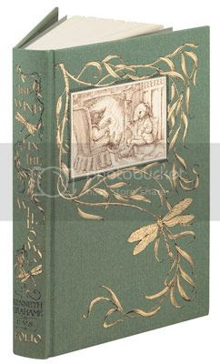 Wind in the Willows by Kenneth Graham Folio Edition