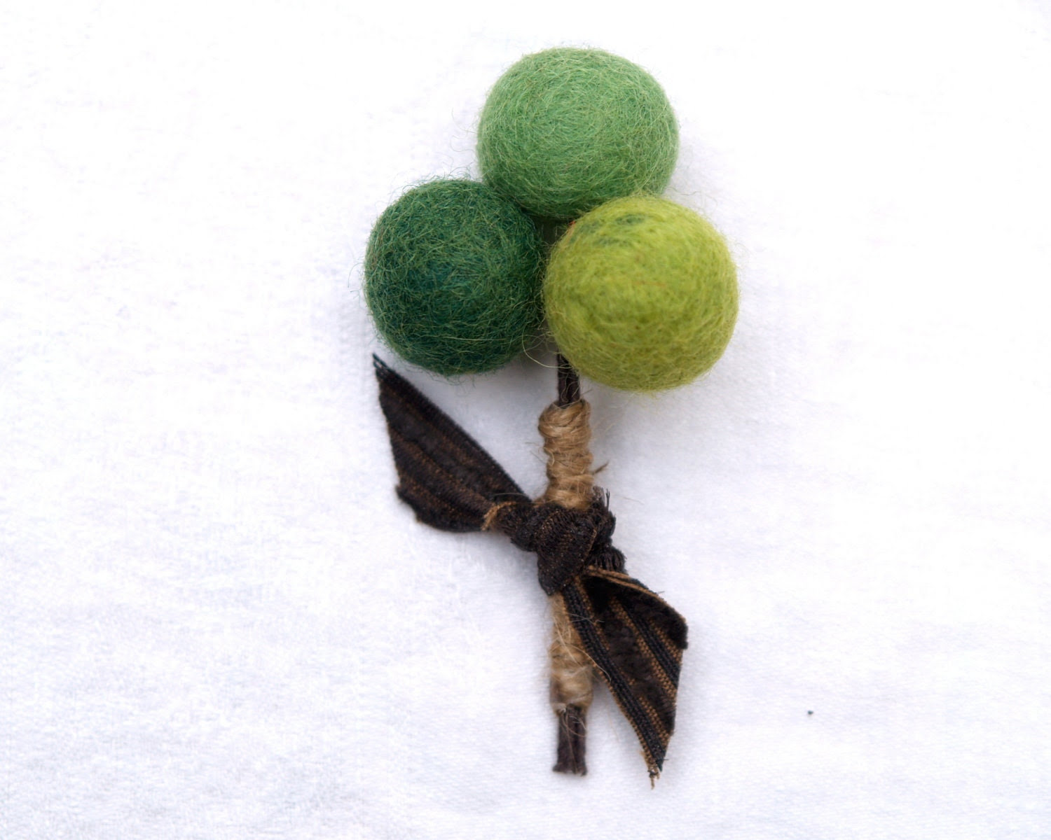 Grooms Boutonniere Wedding Woodland Groomsman Groomsmen Green Craspedia Bouquet billy button ball flower felt dried Spring Summer fun 1