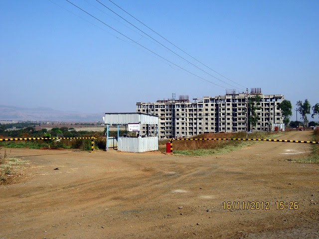 First Phase of Flats at Anant Srishti at Kanhe