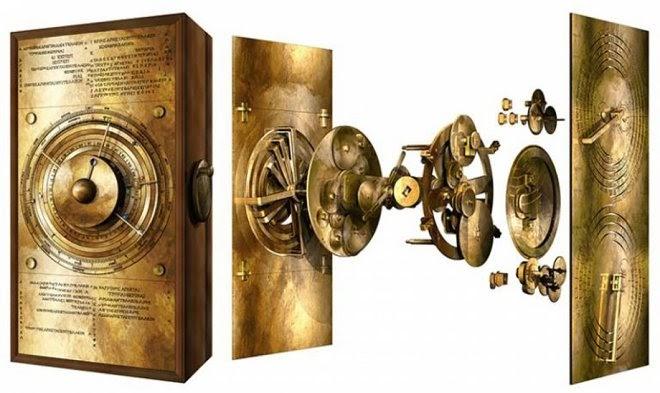 Рентген позволил ученым разобраться в секретах работы знаменитого Антикитерского Механизма