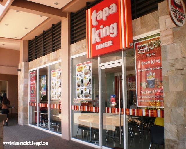 Tapa King, Embarcadero De Legazpi