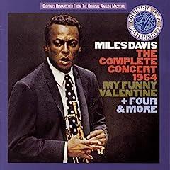 Miles Davis Quintet - The Complete Concert, 1964   cover