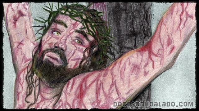 Homenagem de Quinta Paixão de Cristo