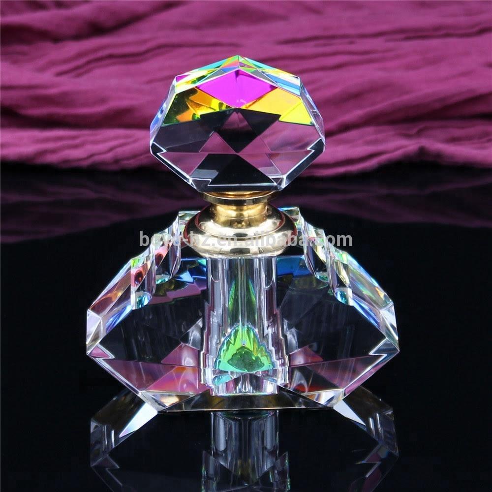 Luxury Refillable Spray Bottle Perfume Glass Design Your Own