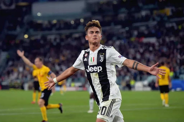 d555f9f70 Man United  in talks  with Juventus over £85m Paulo Dybala deal
