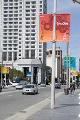 JavaOne Flags, JavaOne 2009 San Francisco