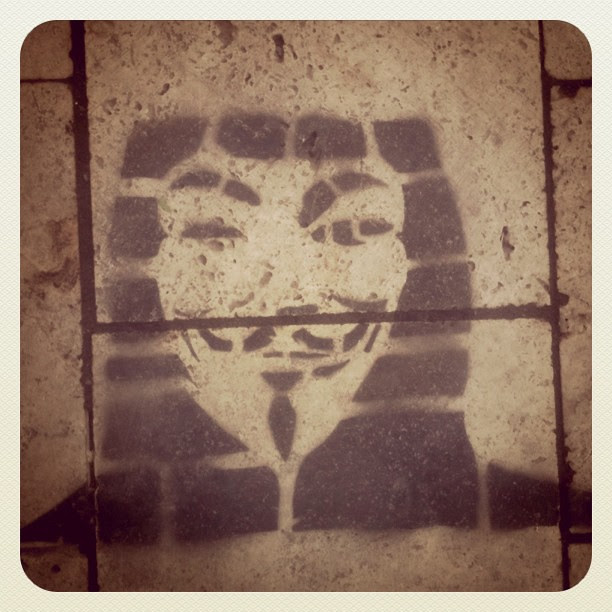 Anonymous Tbilisi