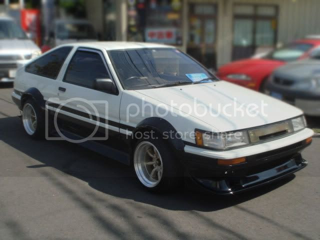Cash For Clunkers Ca >> Underground Blog08: 86 Corolla