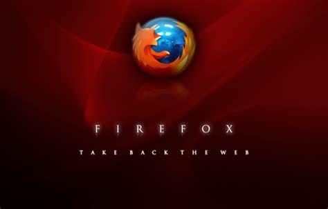 wallpaper logo firefox keren