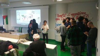 Torino, studenti occupano un'aula del Campus Einaudi per contestare Israele