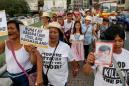 Philippine activists say drug war fight not over, despite U.N. 'let down'