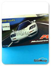 Maqueta de coche 1/24 Fujimi - McLaren F1