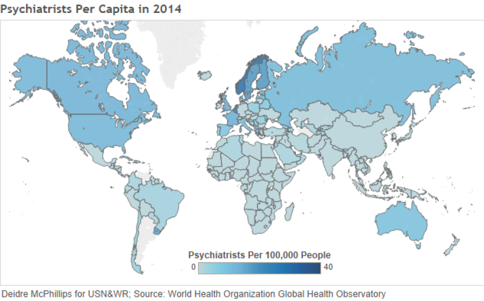 TradCatKnight: U.S. Among Most Depressed Countries in the ...