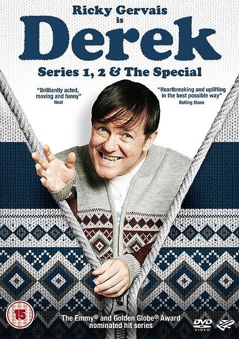 Derek - Complete Box Set [DVD]