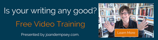 Joan Dempsey - Free Video Training