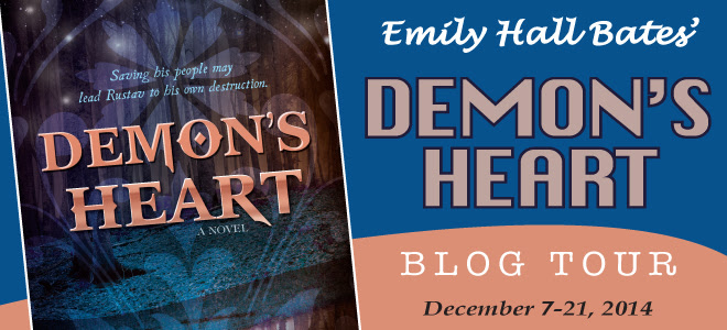 Demon's Heart blog tour