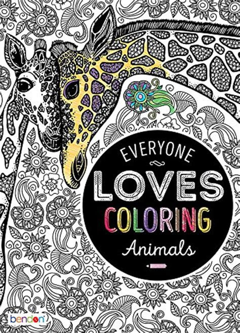 stunning adult coloring books  animals youll love