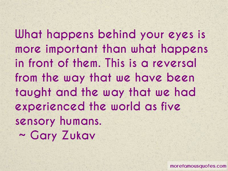 Behind Your Eyes Quotes Top 45 Quotes About Behind Your Eyes From