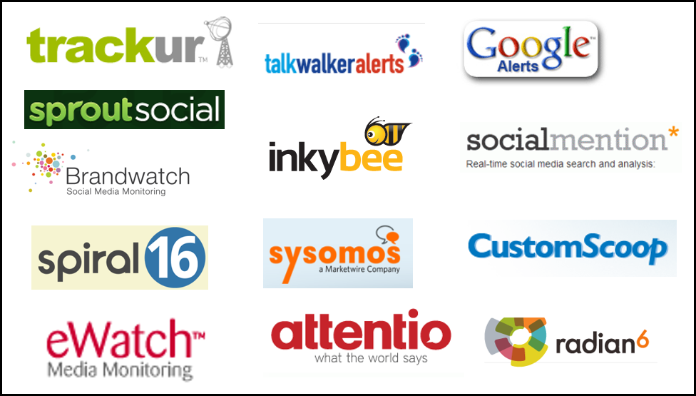 Image result for Social Media Monitoring Tools