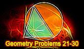 Geometry Problems 21-30