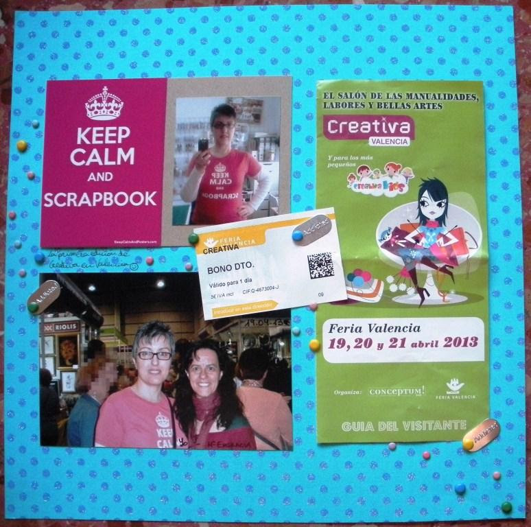 2013, 07. 07. Creativa Valencia 1ª Ed. 19.04.13. - 1