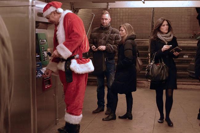 Santa, NYC