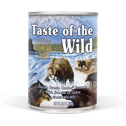 taste   wild pacific stream canned dog food petcarerx