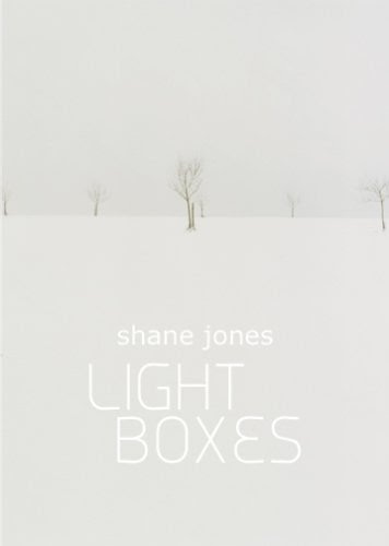 LIGHT BOXES BY SHANE JONES PUBLISHING GENIUS PRESS
