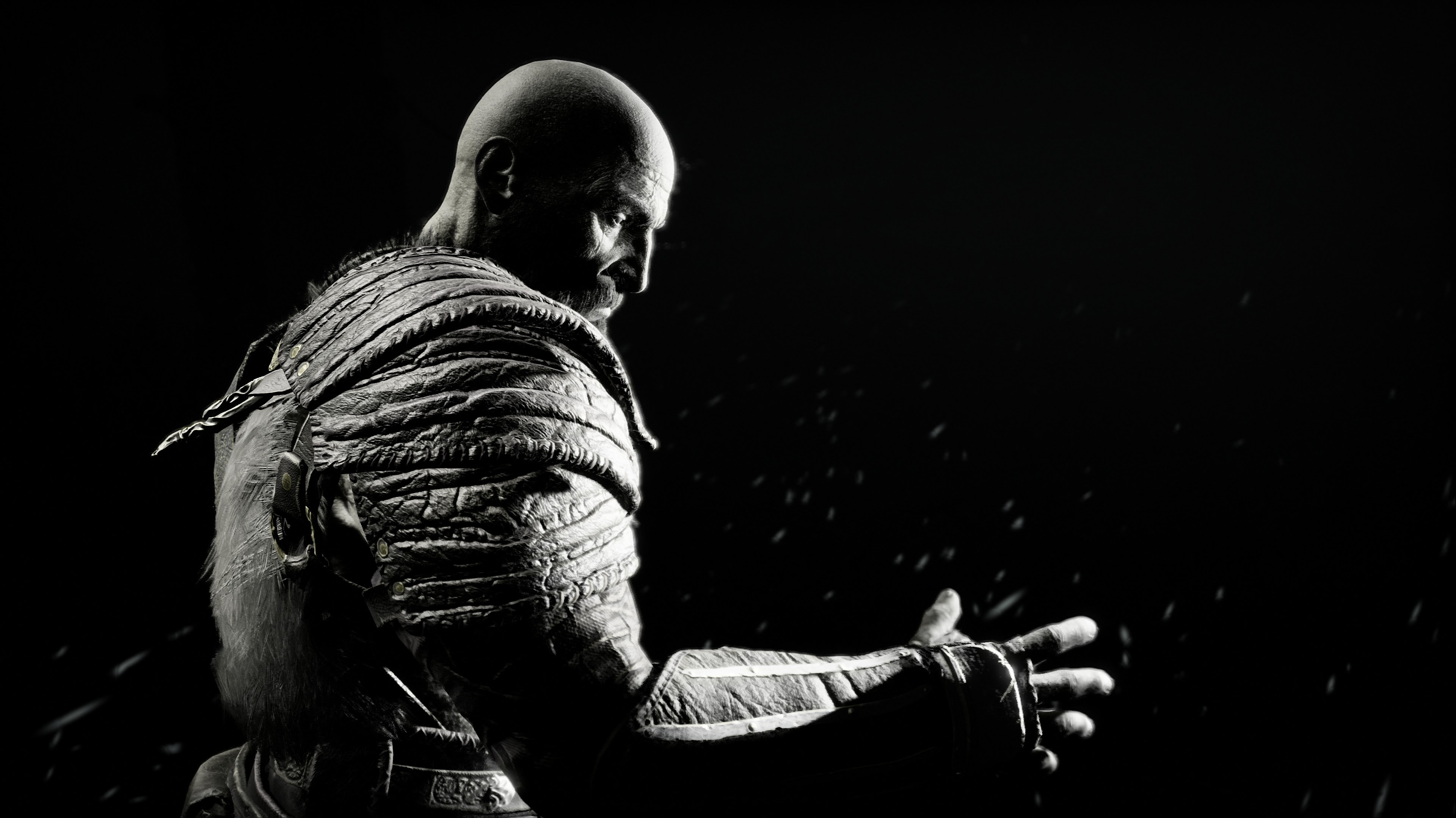 God Of War 4k Wallpaper Download