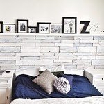 White Washed Wall