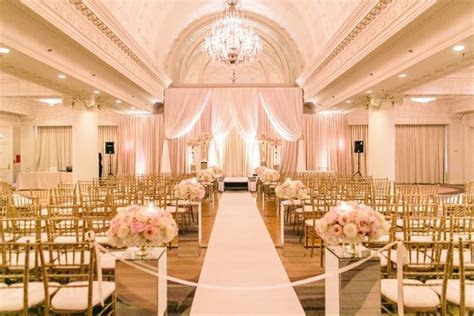 The 10 Most Popular Types of Wedding Venues