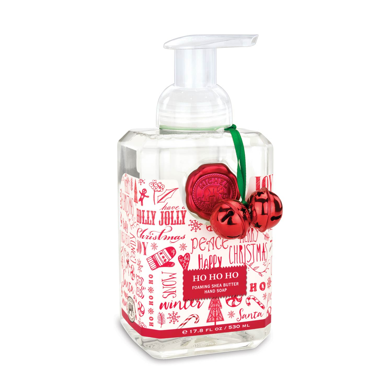 Foaming Hand Soap By Michel Design Works Ho Ho Ho