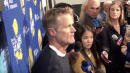 Coach Steve Kerr Calls U.S. 'Broken Country' After Synagogue Massacre